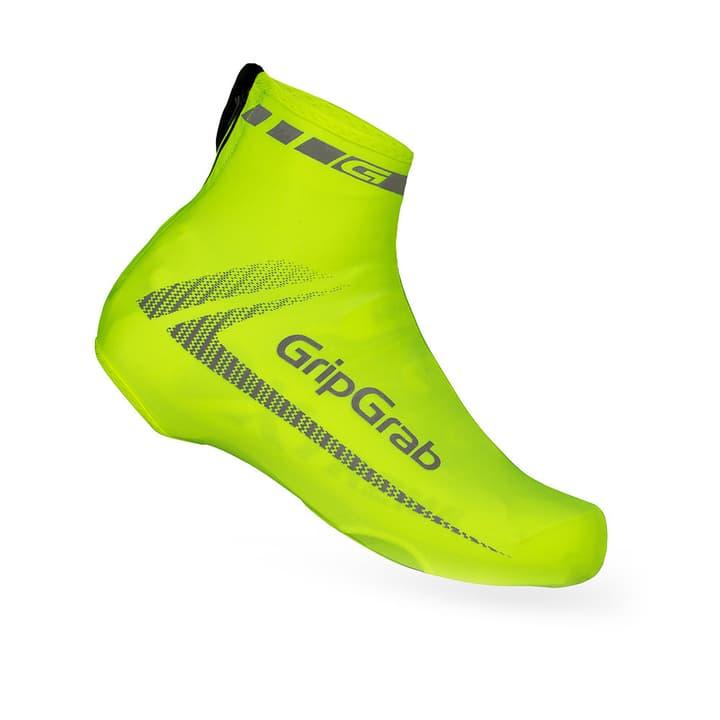 RaceAero Hi-Vis Unisex-Bike-Überschuh GripGrab 461361599955 Farbe neongelb Grösse one size Bild Nr. 1