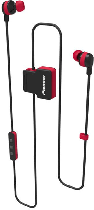 SE-CL5BT-R rouge Casque In-Ear Pioneer 772784900000 Photo no. 1