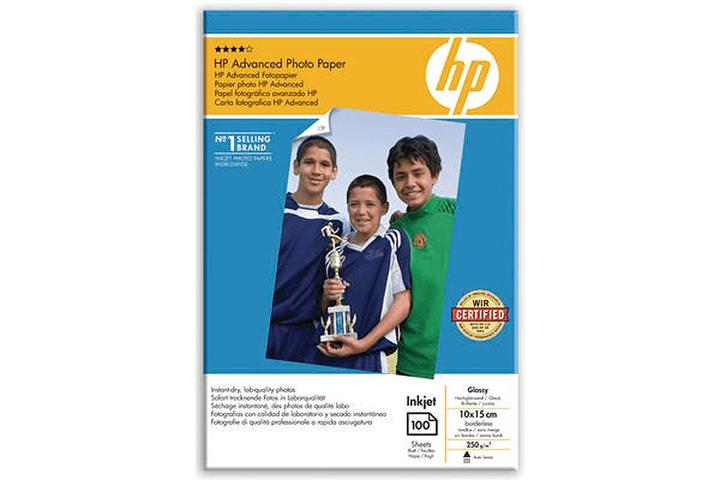 Q8692A Fotopapier glänzend HP 797485400000 Bild Nr. 1