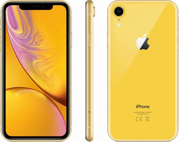 iPhone XR 128GB Yellow Smartphone Apple 794635800000 Bild Nr. 1