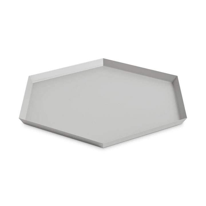 KALAIDO XL Vassoio HAY 386294500000 Dimensioni P: 45.0 cm Colore Grigio N. figura 1