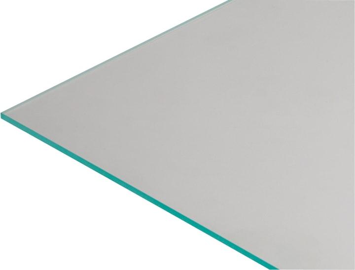 Verre acrylique plat  qualité extrudé 676403300000 Couleur Clair Taille L: 500.0 mm x L: 1500.0 mm x P: 5.0 mm Photo no. 1