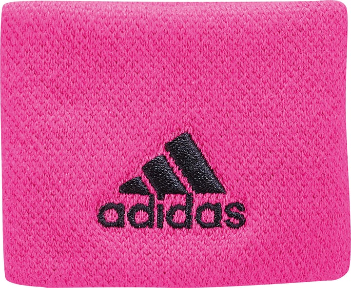 Tennis Wristband S Serre-poignets large Adidas 473224899929 Couleur magenta Taille One Size Photo no. 1