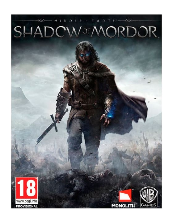 PC - Middle-earth: Shadow of Mordor GOTY Numérique (ESD) 785300133251 Photo no. 1