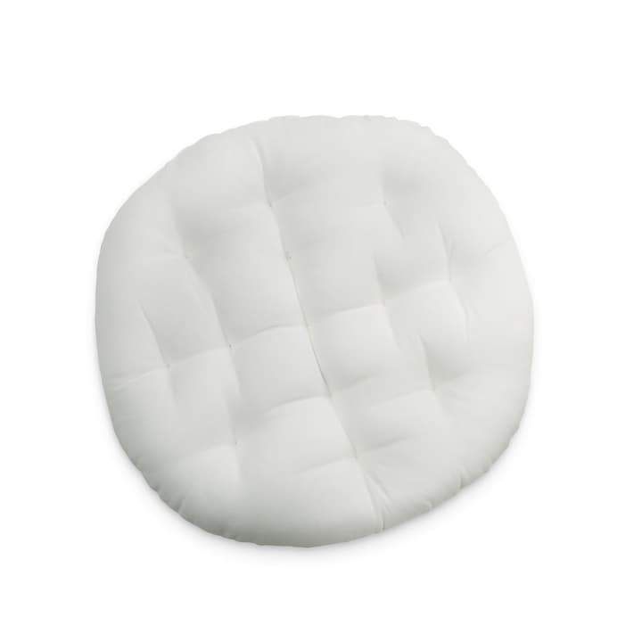 TABORA coussin d'assise 378068100000 Couleur Blanc Dimensions L: 40.0 cm x P: 40.0 cm Photo no. 1