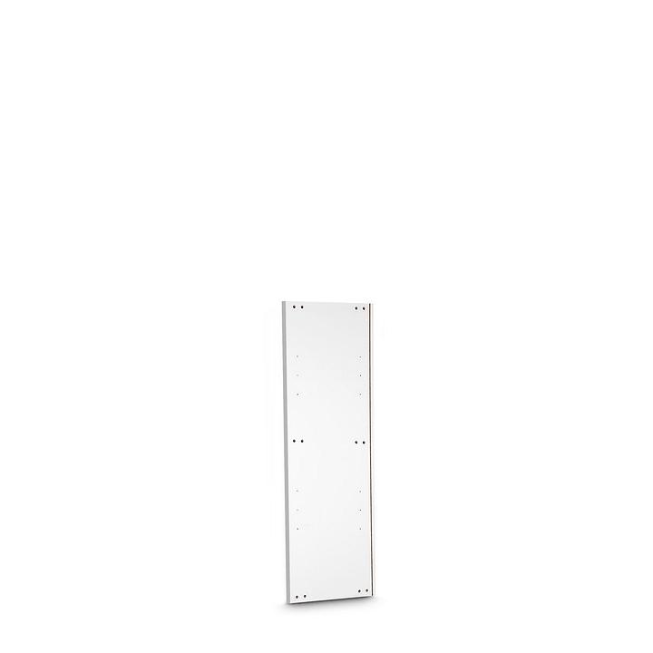 ANGELO Cloison en bas 362019043404 Dimensioni L: 35.8 cm x P: 2.2 cm x A: 118.0 cm Colore Bianco N. figura 1