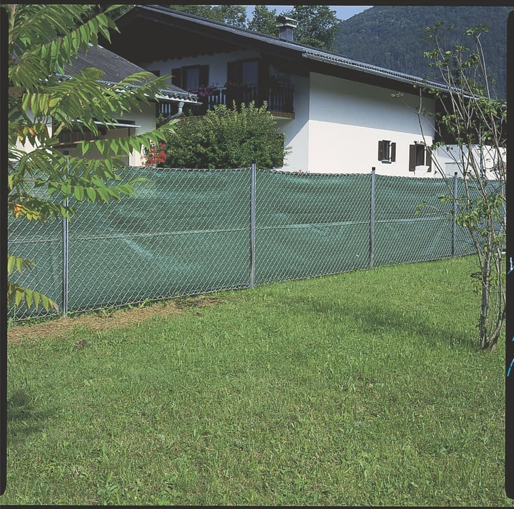Paravento per recinti 500 x 100 cm Windhager 631127800000 Colore Verde Taglio L: 8.0 cm x L: 44.0 cm x P: 47.0 cm x A: 47.0 cm N. figura 1