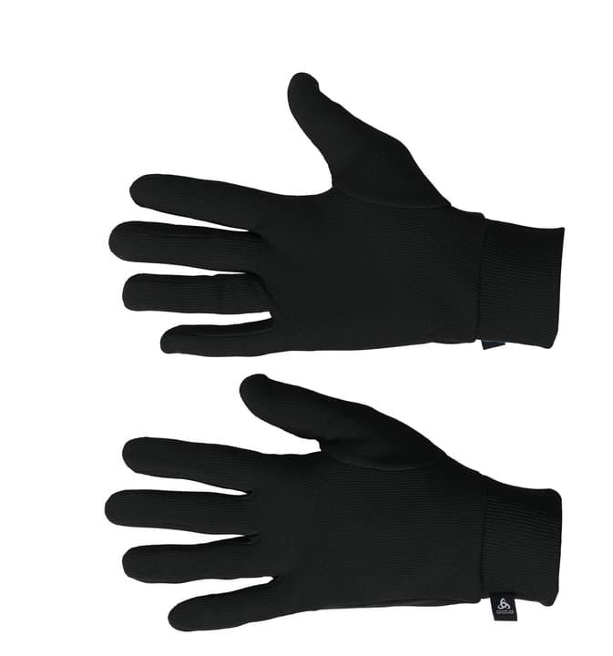 Warm Unisex-Handschuhe Odlo 497006300520 Farbe schwarz Grösse L Bild-Nr. 1