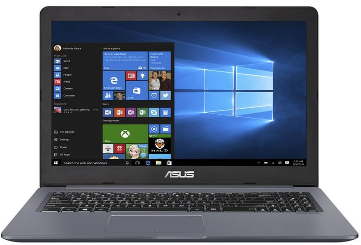 Vivobook N580GD-E4288T Ordinateur Portable Ordinateur portable Asus 785300137408 Photo no. 1