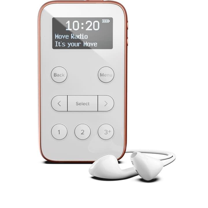 Move R3 - Bianco Radio DAB+ Pure 785300134996 N. figura 1