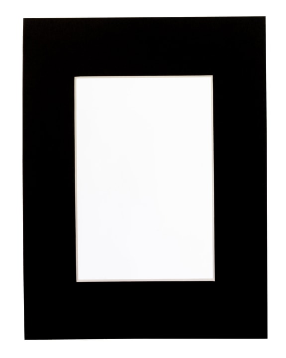 ANTATOL Passe-partout 439004906020 Couleur Noir Dimensions L: 60.0 cm x P: 0.1 cm x H: 80.0 cm Photo no. 1