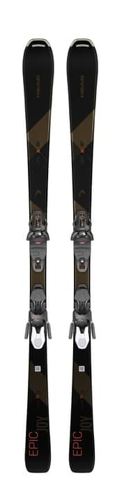 Epic Joy inkl. Joy 11 GW Damen On Piste Ski inkl. Bindung Head 464308515820 Farbe Schwarz Länge 158 Bild-Nr. 1