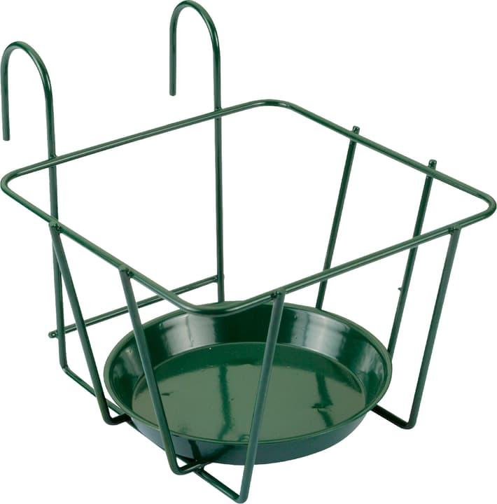Supporto per vaso Do it + Garden 631337900000 Colore Verde Taglio L: 18.0 cm x P: 23.0 cm x A: 17.0 cm N. figura 1