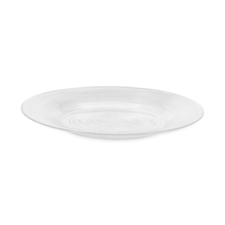 CIRCLE Piatto da dessert 393002286718 Dimensioni L: 21.0 cm x P: 21.0 cm x A: 1.3 cm Colore Trasparente N. figura 1