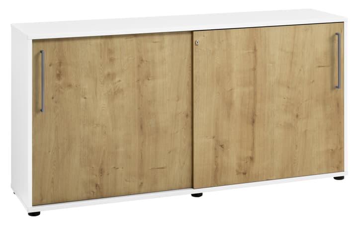 CONCEPT X Sideboard 401827200000 Grösse B: 156.2 cm x T: 40.6 cm x H: 79.3 cm Farbe Wildeiche Bild Nr. 1
