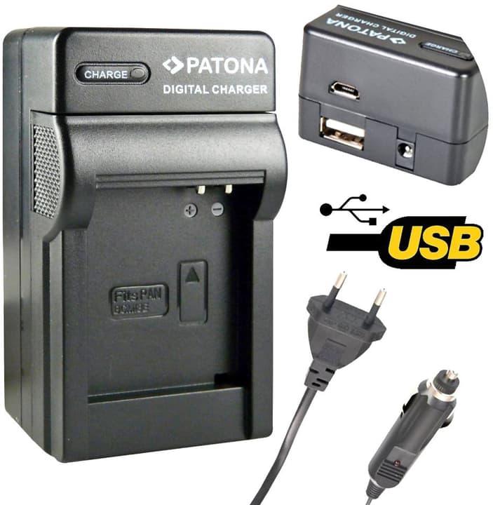 Ladegerät Patona zu Panasonic DMW-BCM13E 9000018641 Bild Nr. 1