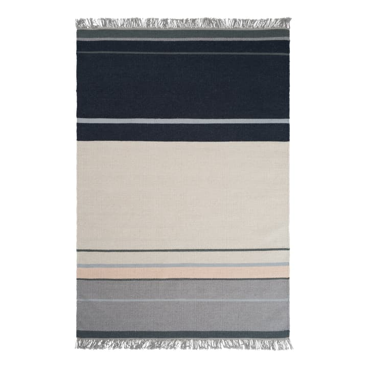 METALLUM Teppich 371025200000 Grösse B: 80.0 cm x T: 150.0 cm Farbe Schwarz Bild Nr. 1
