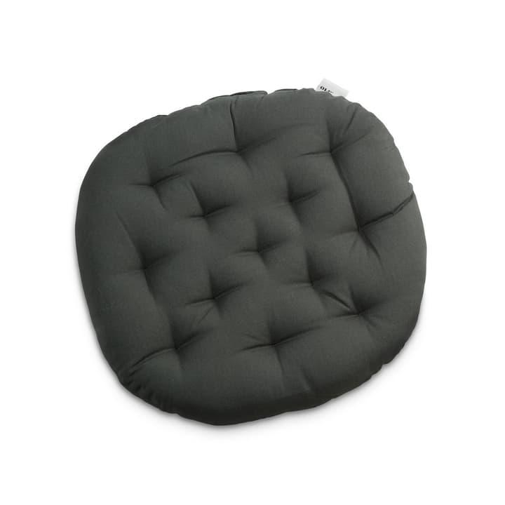 TABORA coussin d'assise 378068000000 Couleur Gris Dimensions L: 40.0 cm x P: 40.0 cm Photo no. 1