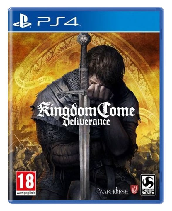 PS4 - Kingdom Come Deliverance Day One Edition (F) Box 785300131608 N. figura 1