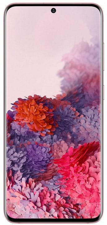 Galaxy S20 128GB 5G Cloud Pink Smartphone Samsung 794652100000 Couleur Cloud Pink Réseau 5G LTE Photo no. 1