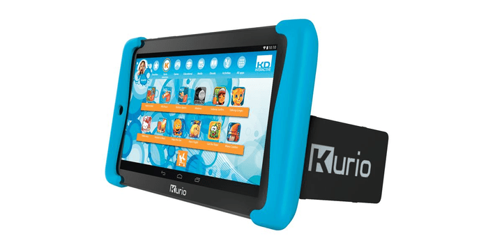 Kids Tab 2 Tablette Kurio 797873100000 Photo no. 1