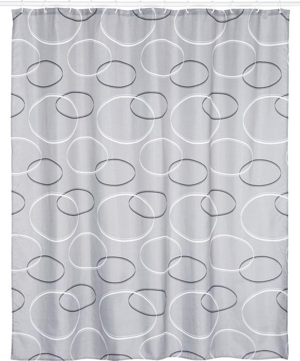 LIA Rideau de douche 453152253480 Couleur Blanc Dimensions L: 180.0 cm x H: 180.0 cm Photo no. 1