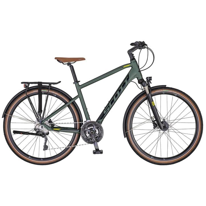 SUB Sport 10 Trekkingbike Scott 463365200467 Farbe olive Rahmengrösse M Bild Nr. 1