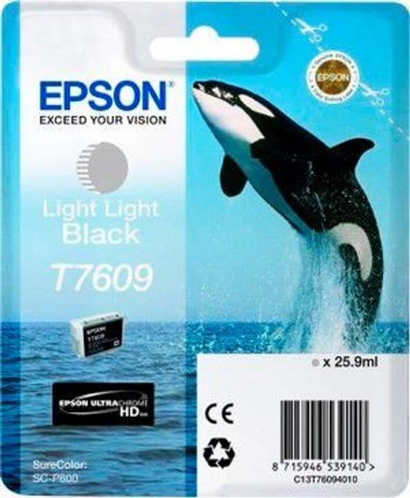 T7609 Tintenpatrone light light black Tintenpatrone Epson 798535400000 Bild Nr. 1