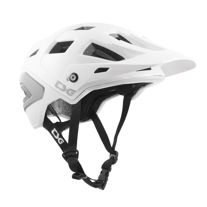 SCOPE MIPS SOLID COLOR Casque de velo Tsg 466004453510 Couleur blanc Taille 54-56 Photo no. 1