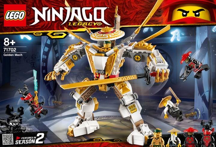 LEGO Ninjago 71702 Le robot d'or 748733700000 Photo no. 1