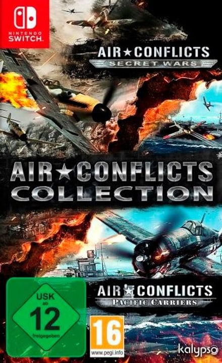 NSW - Air Conflicts Collection D Box 785300142568 N. figura 1