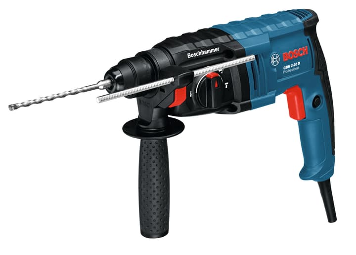 Bohrhammer GBH 2-20 D SDS-PLUS Bosch blau 616671600000 Bild Nr. 1