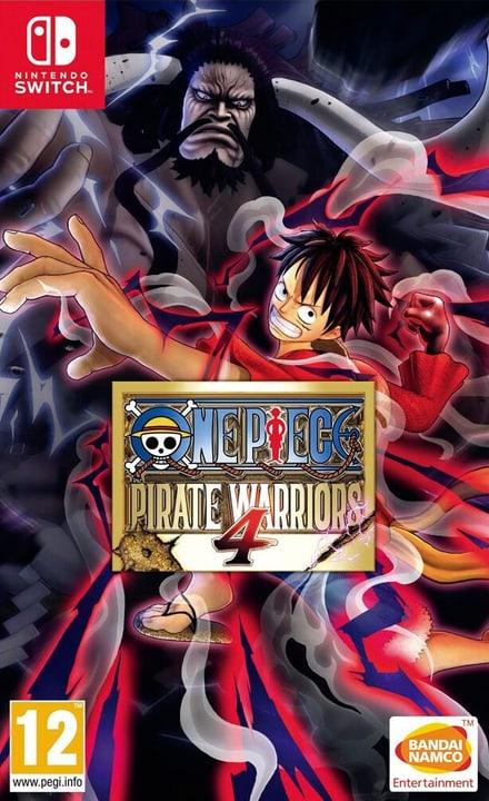 NSW - One Piece: Pirate Warriors 4 Box 785300149307 Photo no. 1