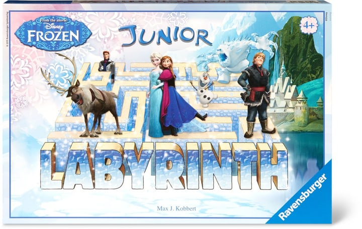 Frozen Junior Labyrinth 746983000000 Bild Nr. 1
