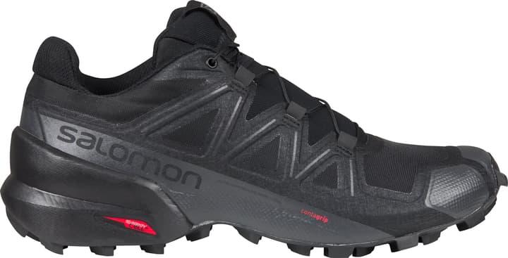 Speedcross 5 Herren-Runningschuh Salomon 492829843020 Farbe schwarz Grösse 43 Bild-Nr. 1