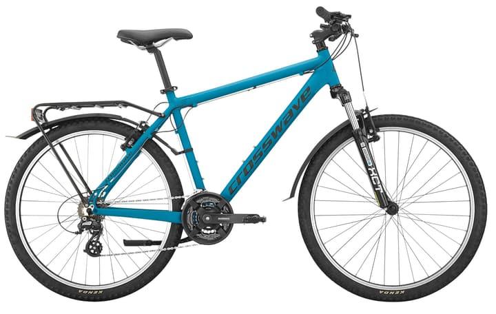 "S1000 26"" Mountainbike Freizeit Crosswave 464801903820 Rahmengrösse 38 Farbe schwarz Bild-Nr. 1"