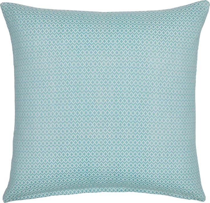 JULIANA Coussin décoratif 450725840141 Couleur Bleu clair Dimensions L: 45.0 cm x H: 45.0 cm Photo no. 1