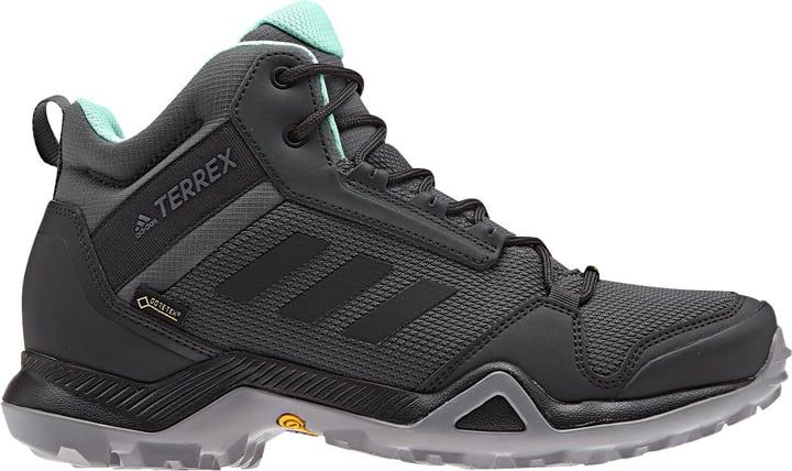 Terrex AX3 Mid GTX Scarponcino da escursione donna Adidas 473323238020 Colore nero Taglie 38 N. figura 1