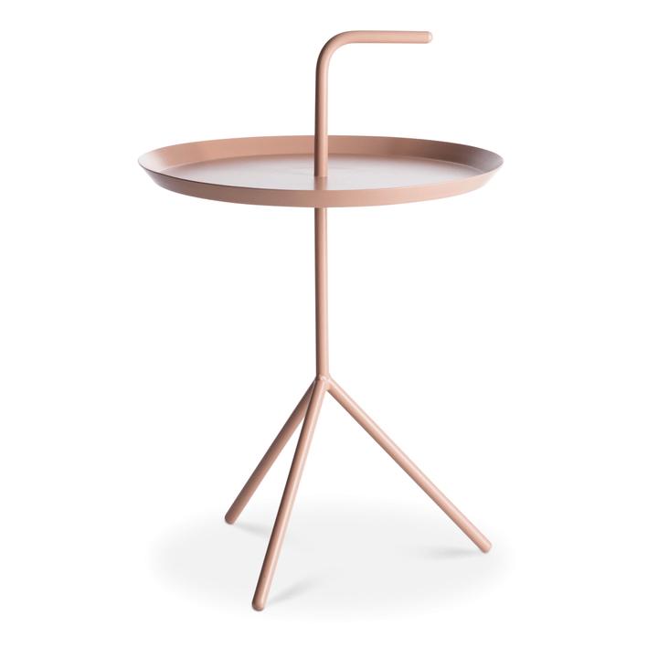 DLM SIDE table HAY 362168800081 Dimensions H: 58.0 cm Couleur Rose Photo no. 1