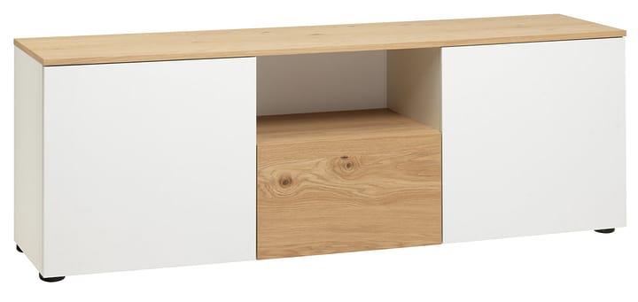 TELL Lowboard 400744000000 Grösse B: 163.8 cm x T: 40.0 cm x H: 57.0 cm Farbe Weiss Bild Nr. 1