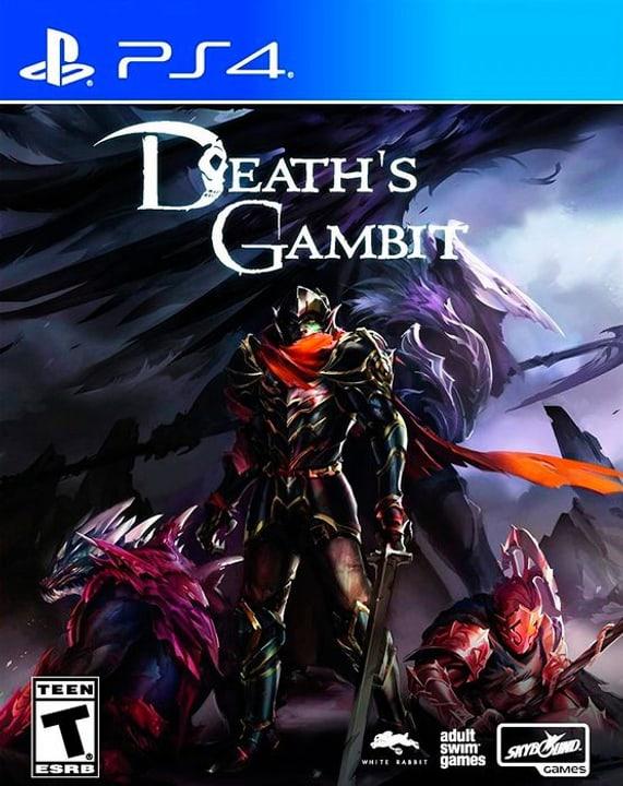 PS4 - Death's Gambit D Box 785300141732 N. figura 1