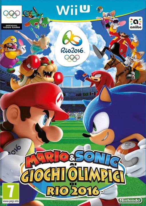 Wii U - Mario & Sonic bei den Olympischen Spielen Rio 2016 785300121072 Photo no. 1