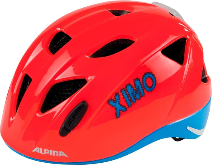 Ximo Flash Neon Casque pour enfant Alpina 470290000000 Photo no. 1