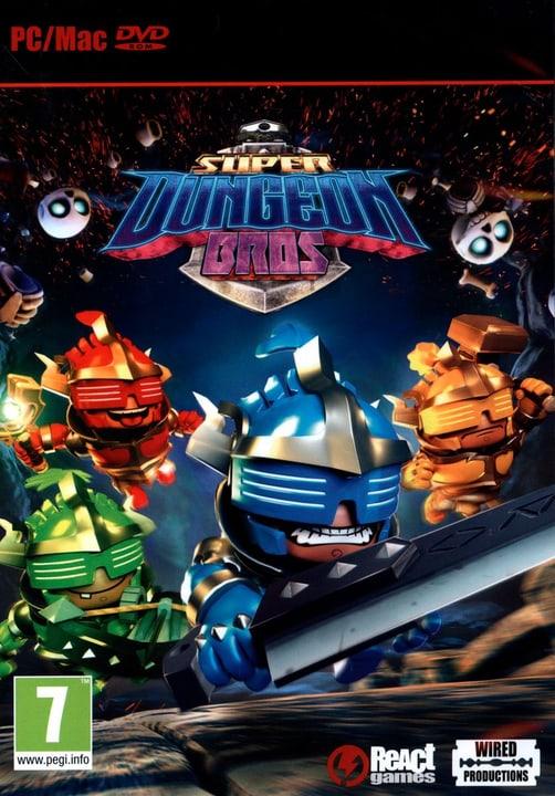 PC - Super Dungeon Bros. (F/E) Box 785300131884 N. figura 1