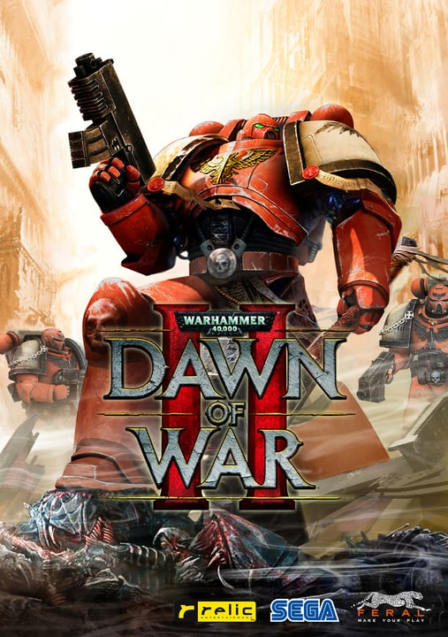 Mac - Warhammer 40000: Dawn of War II Download (ESD) 785300134089 Bild Nr. 1