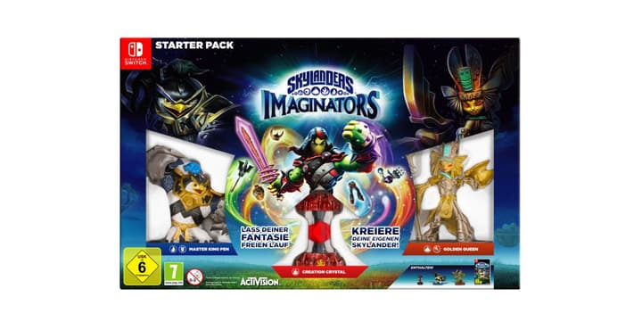 Switch - Skylanders Imaginators Starter Pack 785300121683 Photo no. 1