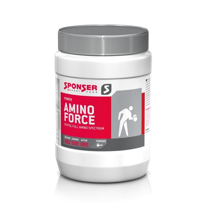 Amino Force Molkenpulver 250 g Sponser 491978310000 Form Pulver Bild Nr. 1