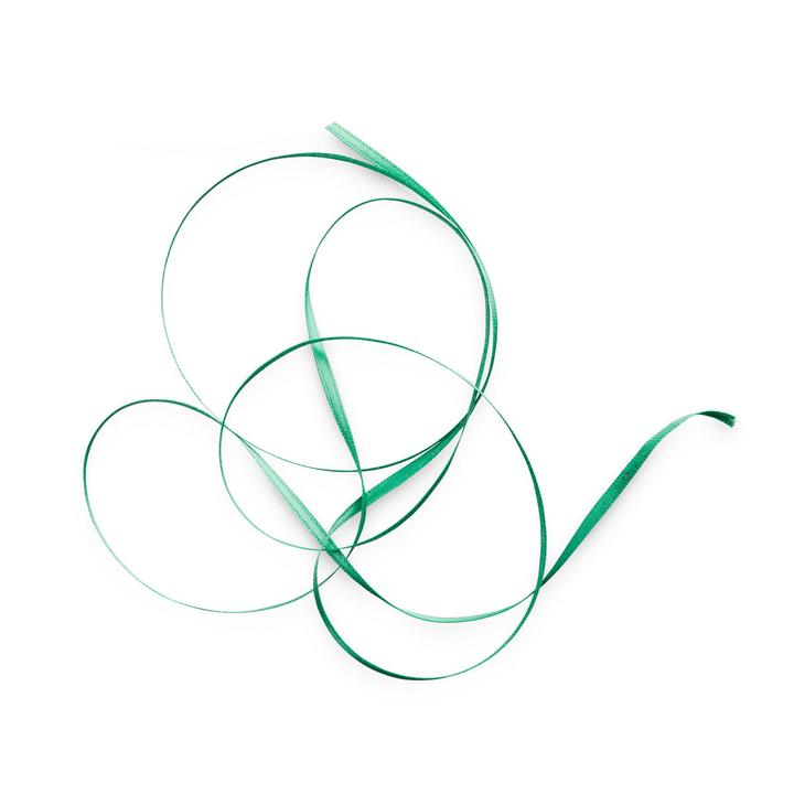 KIKILO Satinband 3 mm x 16 M 386179300000 Farbe Grün Grösse B: 1600.0 cm x T: 0.3 cm x H: 0.1 cm Bild Nr. 1