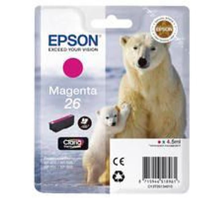 T261340 Tintenpatrone magenta Epson 796081700000