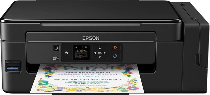 EcoTank ET-2650 Imprimante multifonction Epson 797277500000 Photo no. 1